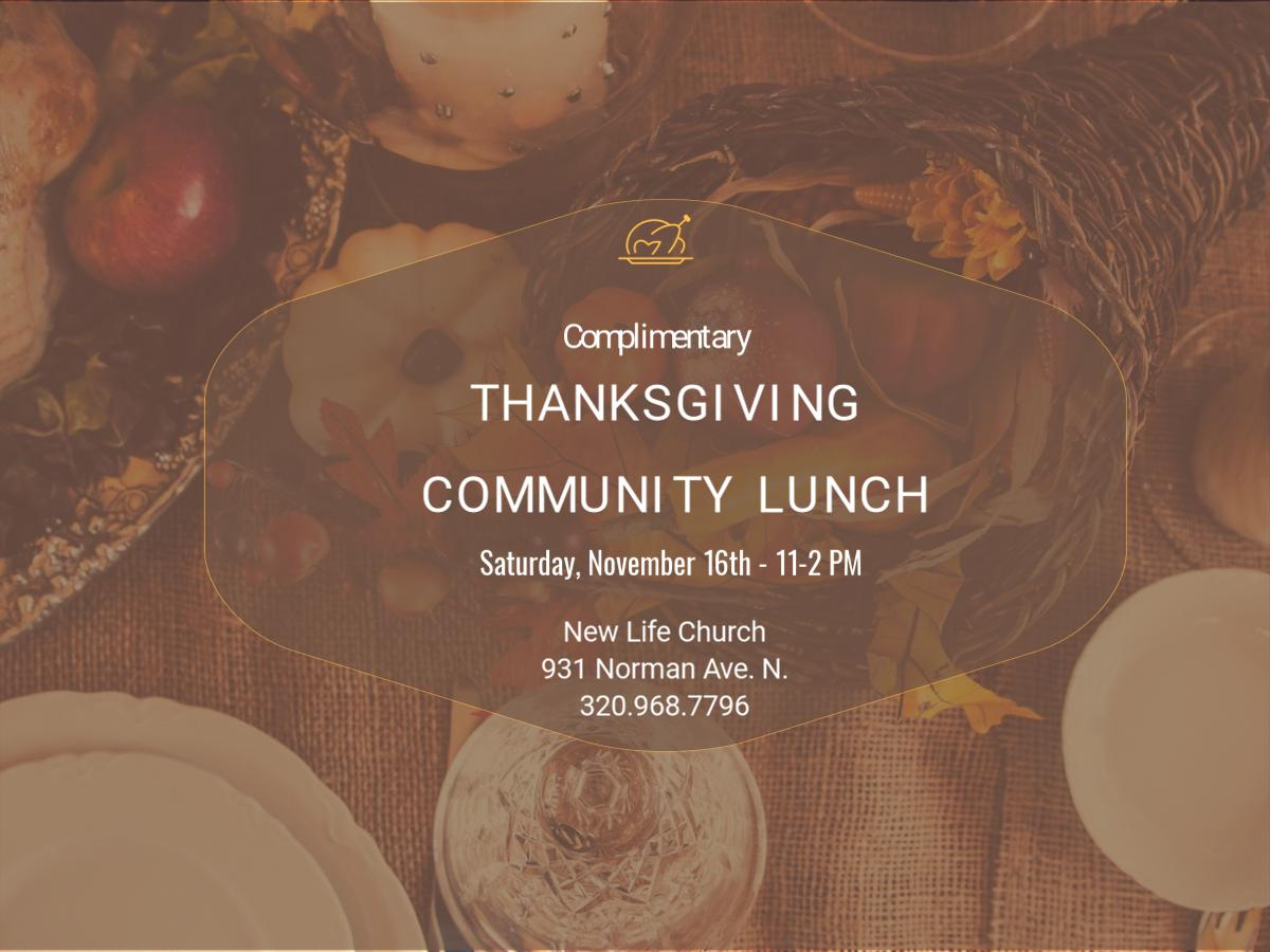 Free_Thanksgiving_Lunch_website